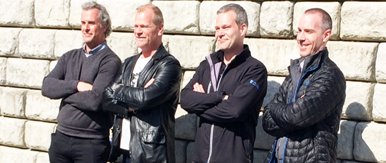 Mike Holmes and Team