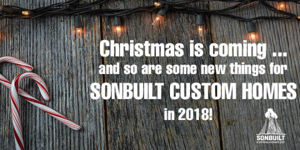 Sonbuilt Announcement