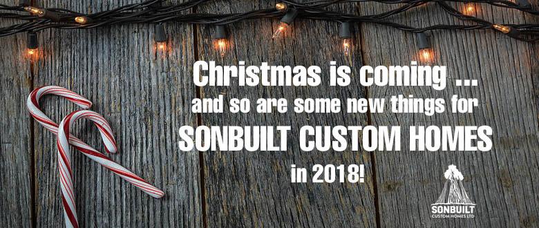 Sonbuilt Announcement