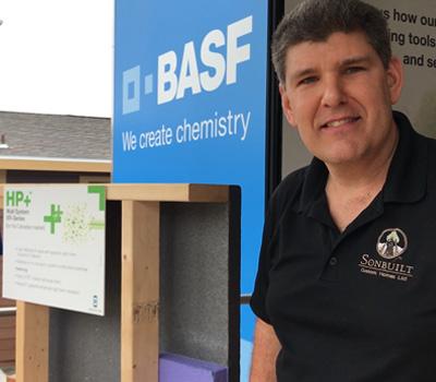 BASF Wall