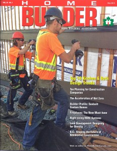 Front Page Home Builder Magazine